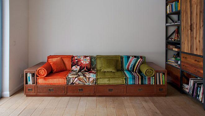 Sofa Bett Uwe Van Afferden Atelier F R Corporate Interior Design
