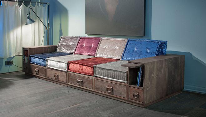 sofa bett uwe van afferden shop m nnerkaufhaus atelier f r interior design. Black Bedroom Furniture Sets. Home Design Ideas