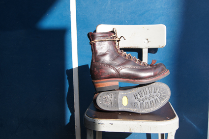 original vintage wesco boots uwe van afferden shop m nnerkaufhaus atelier f r interior. Black Bedroom Furniture Sets. Home Design Ideas