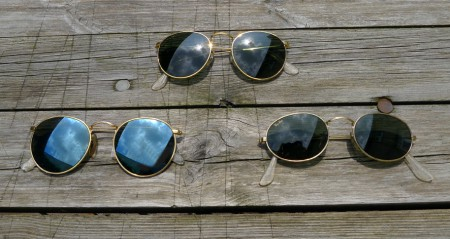 3 Brillen