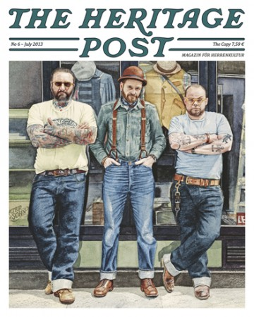 The Heritage Post No 6 BLOG II