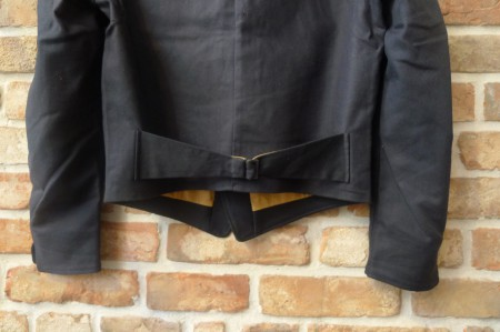 Black Sign Jacke detail