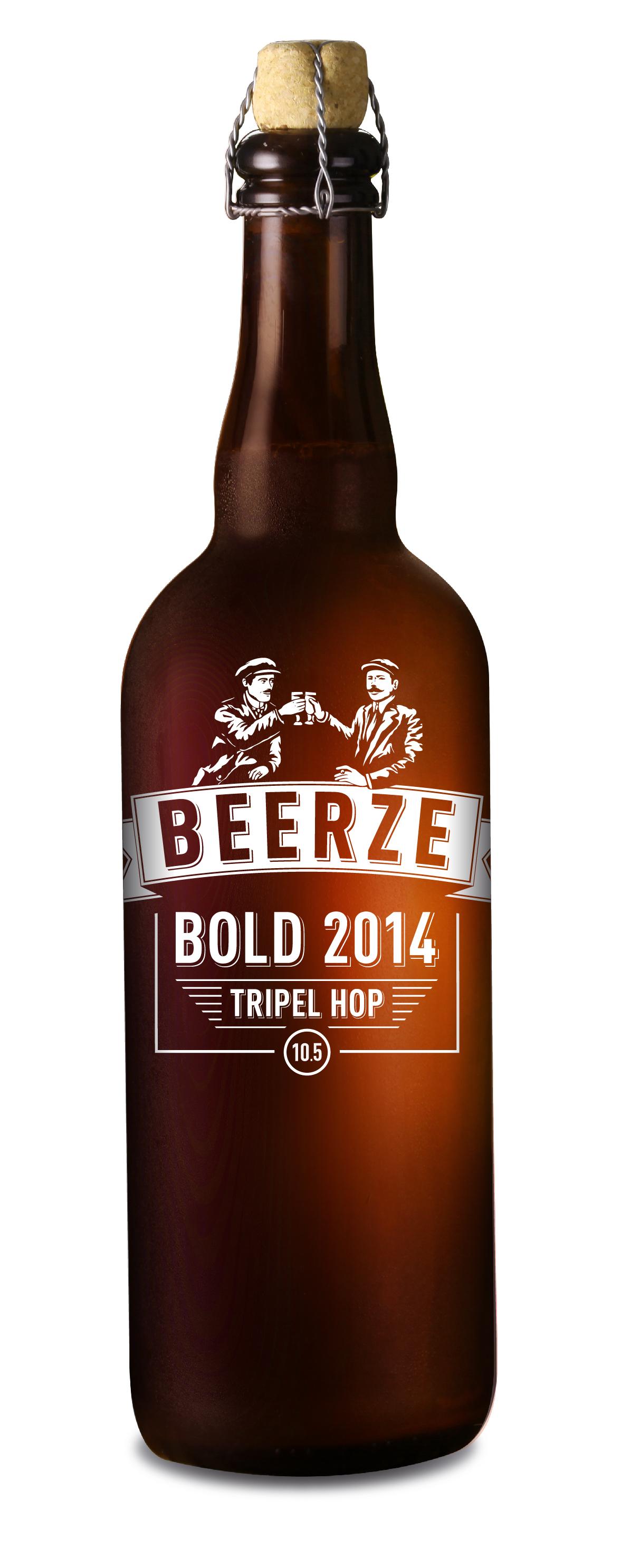 BeerzeBold-Fles