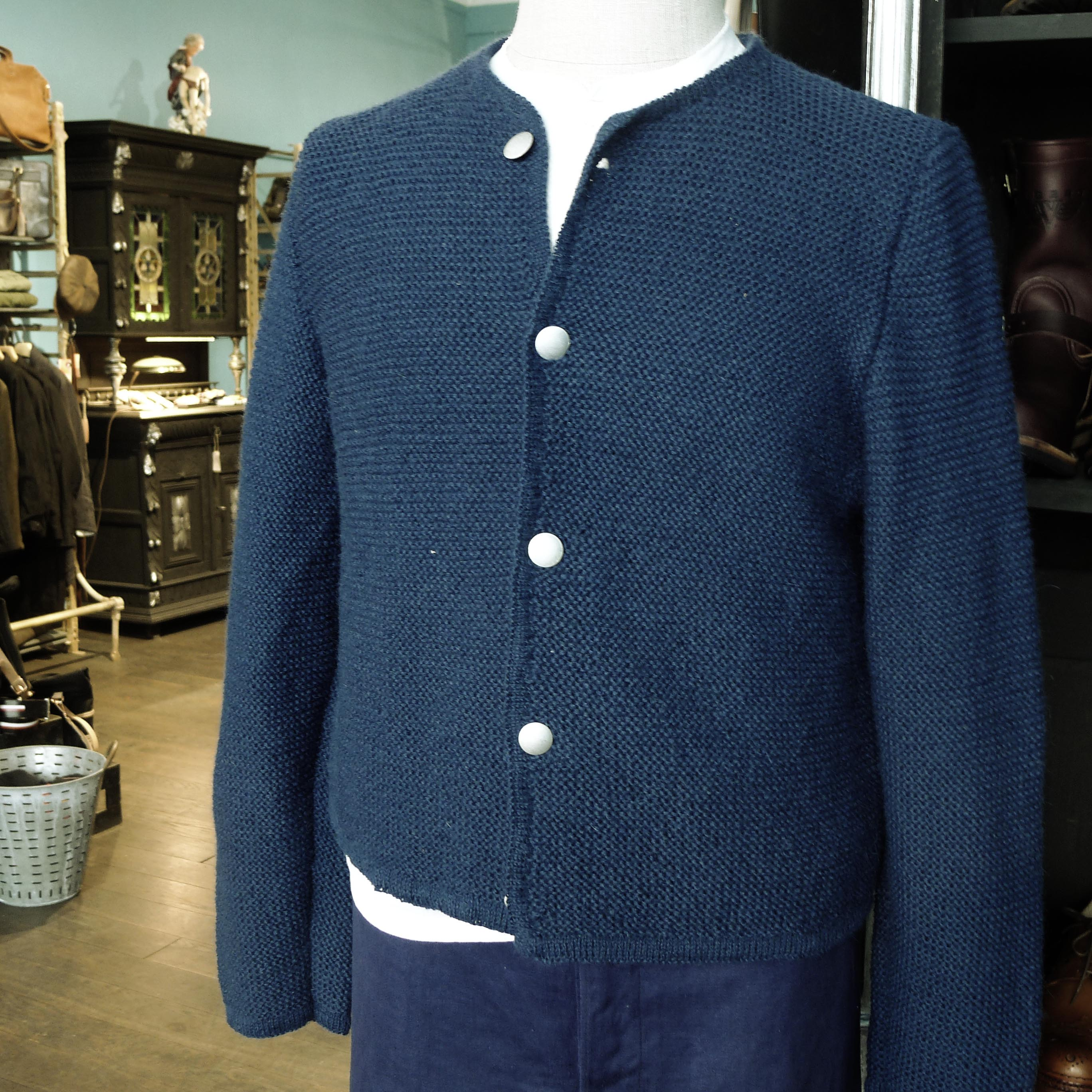 interbrigade-strickjacke-blau