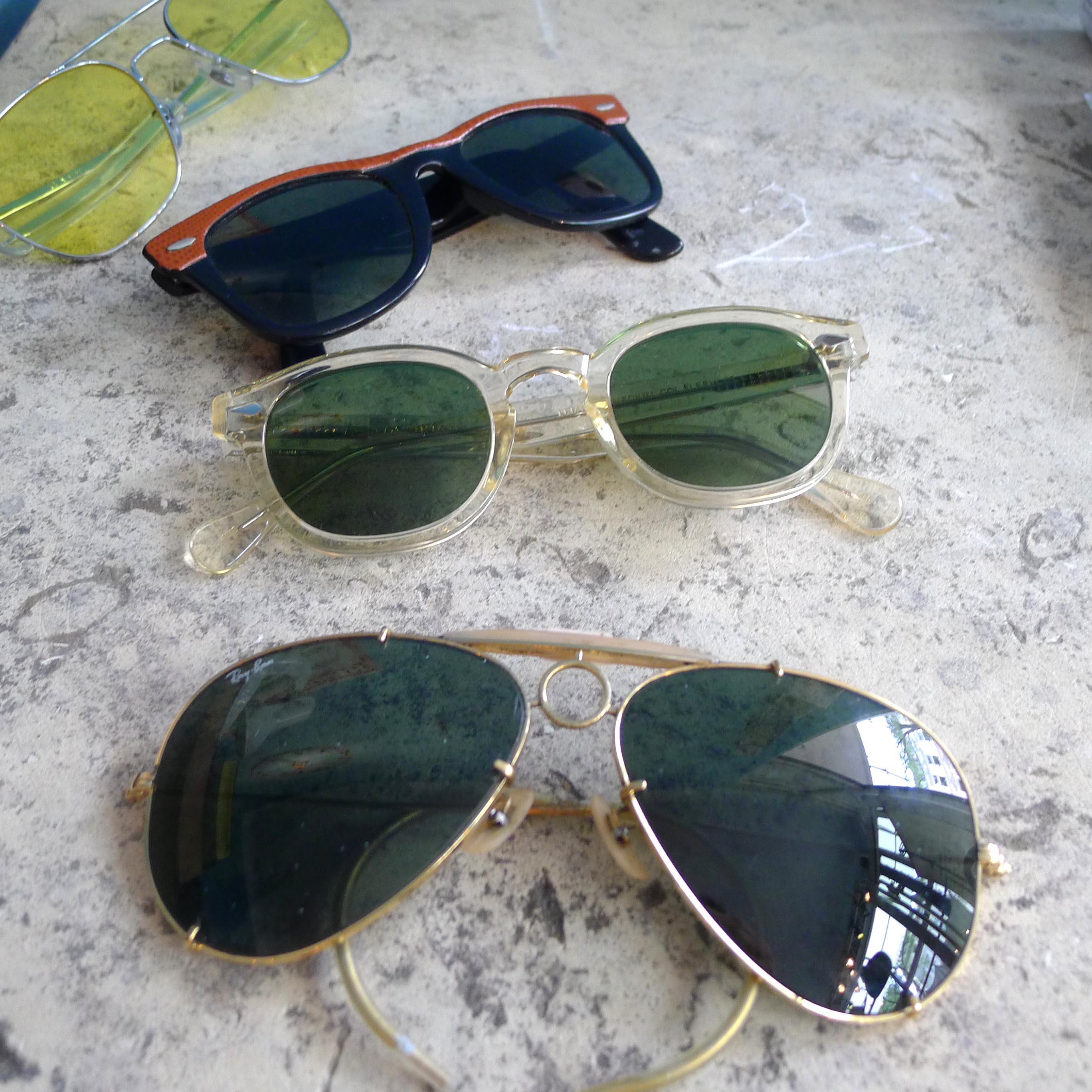ray ban sonnenbrillen vintage