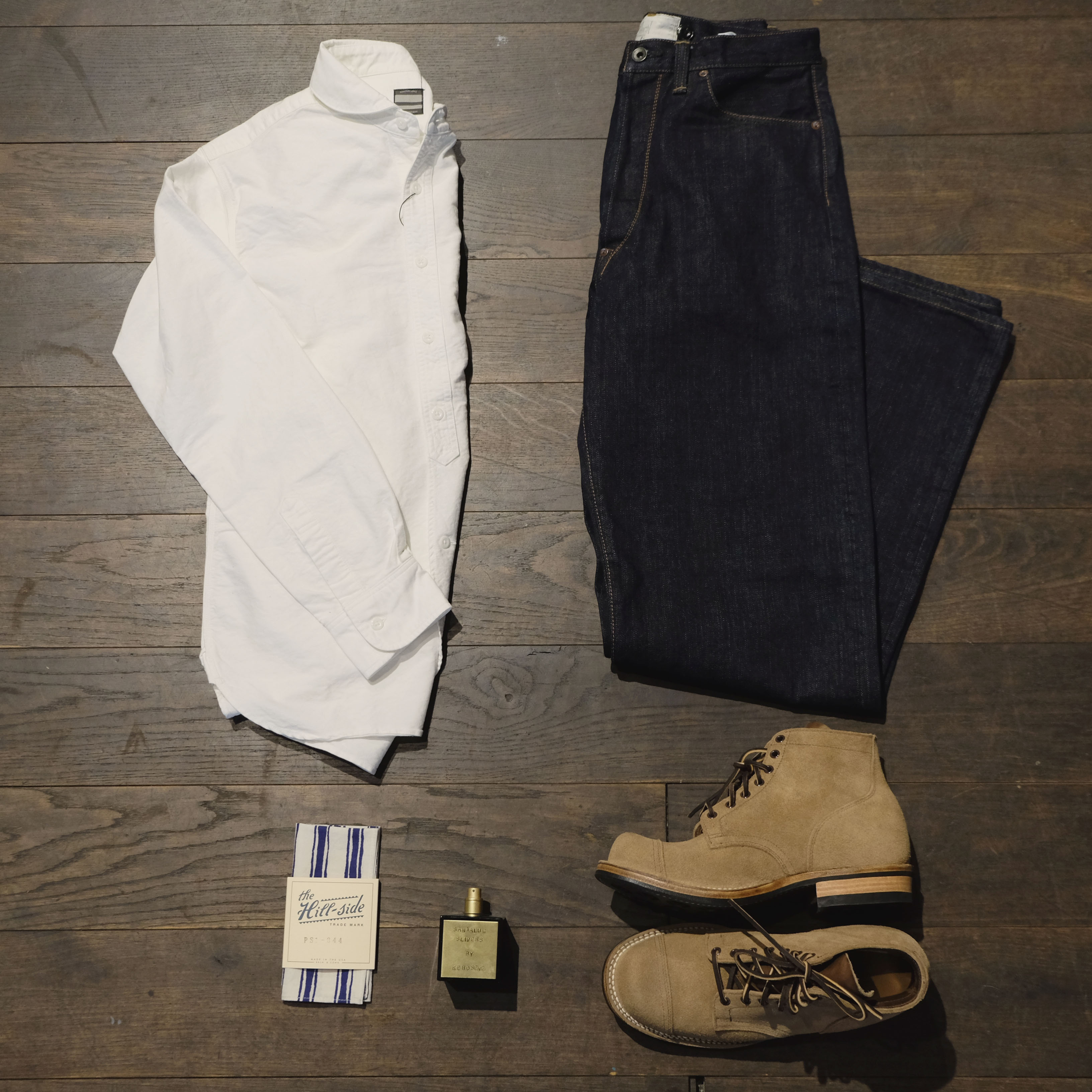 outfit-der-woche-weisses-hemd-jeans-viberg-black-sign