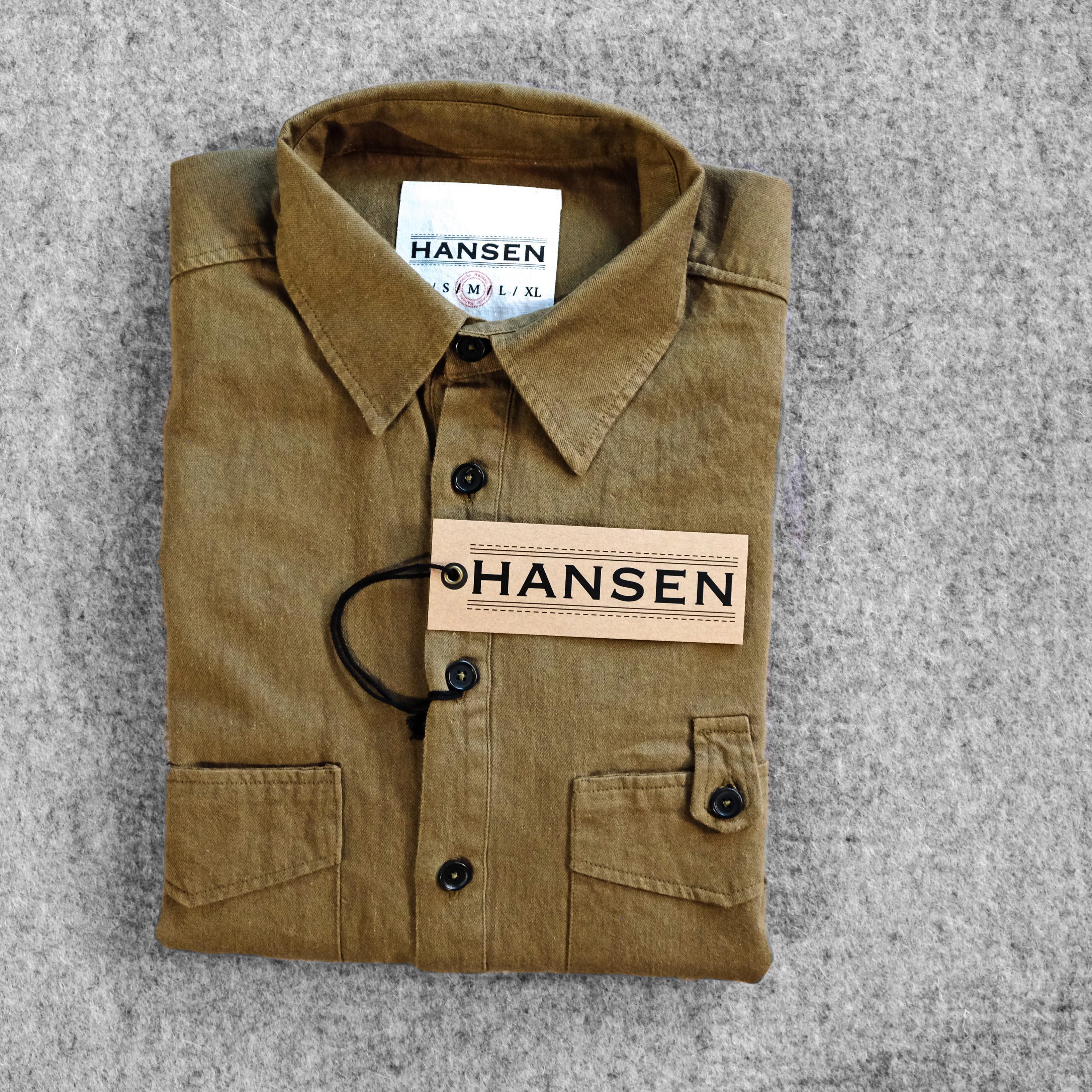 hansen-john-hemd-olive-leinen