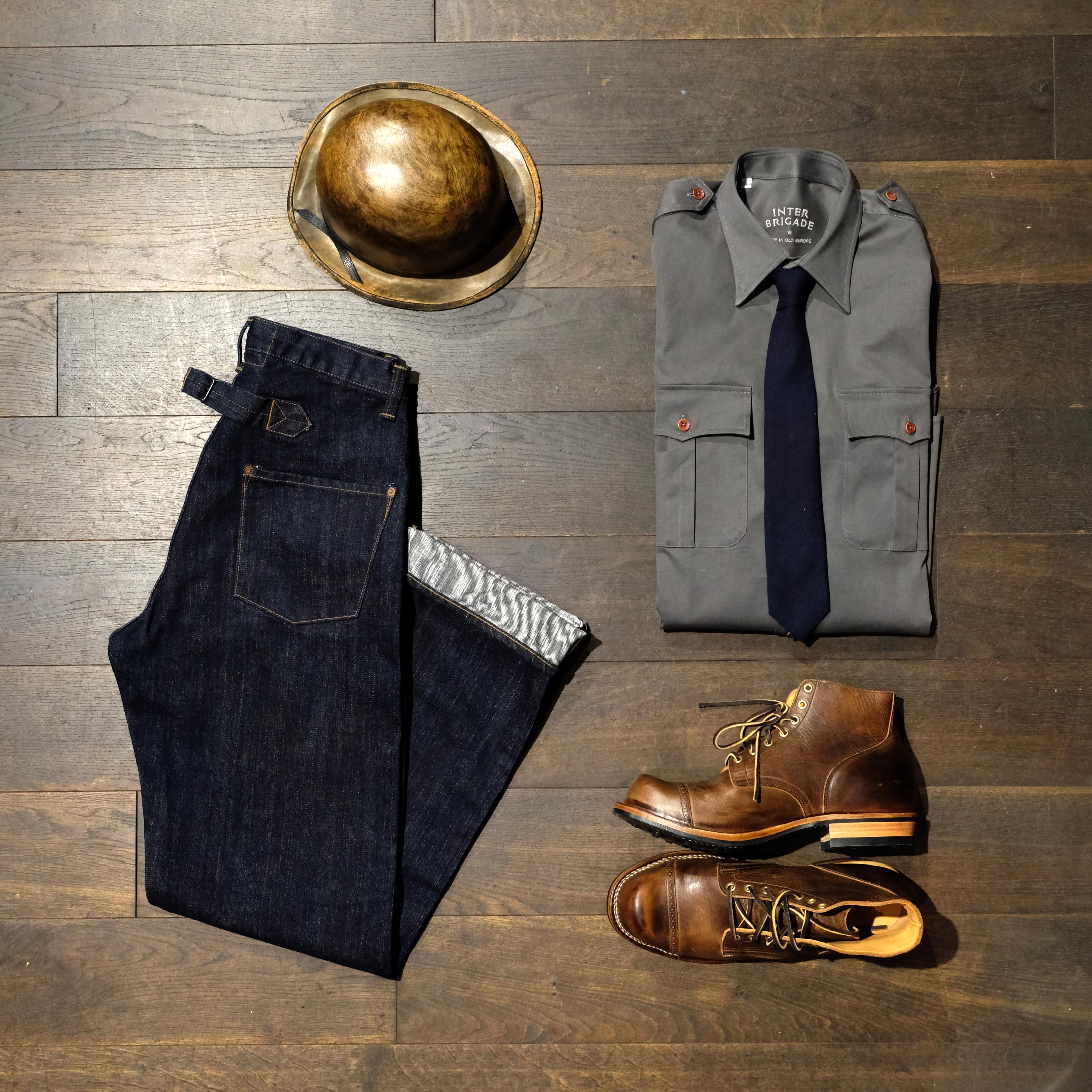 outfit-interbrigade-hemd-blacksign-hillside-moveroma