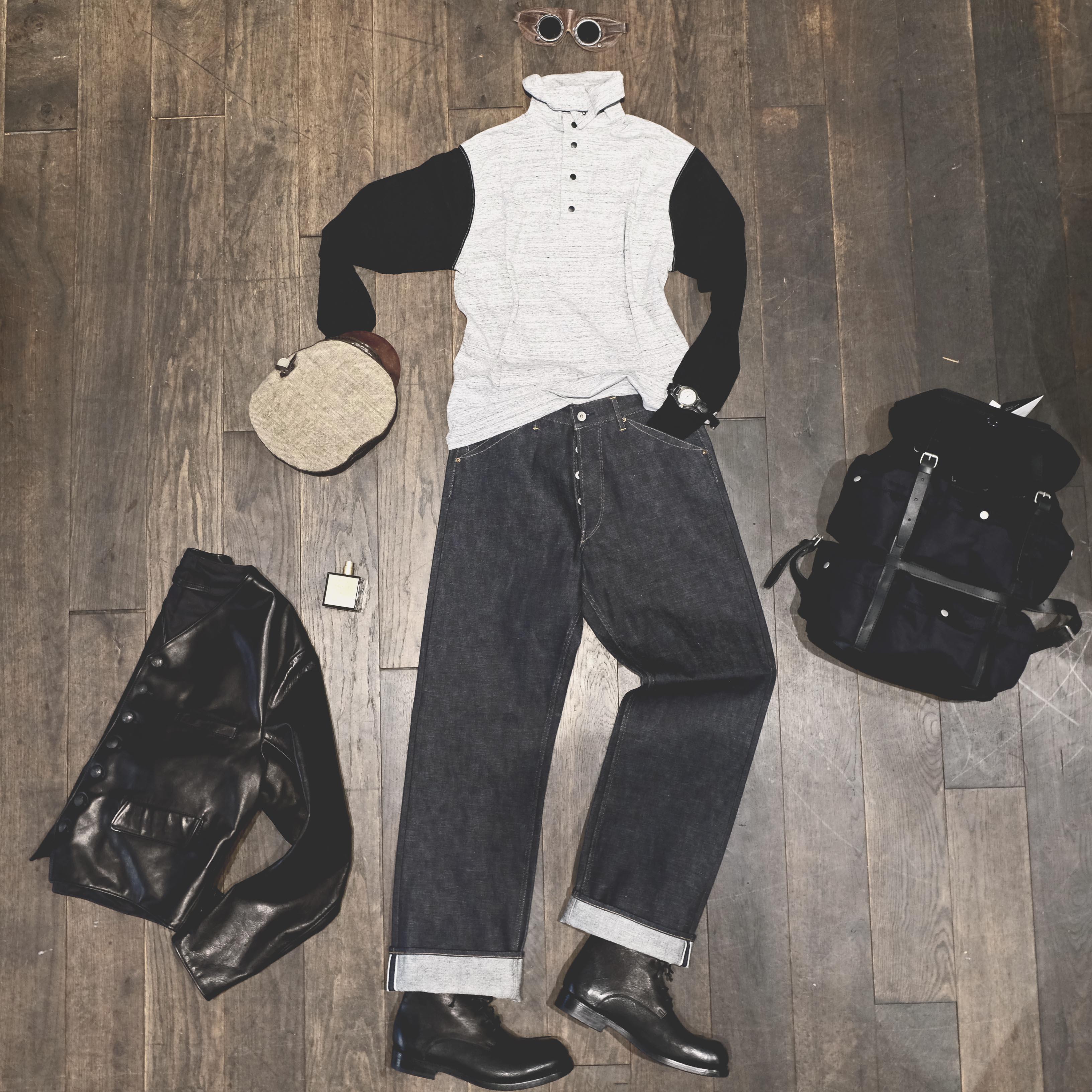 outfitderwoche-rennfahrer-vintage-blacksign-atelierdelarmee-thelastconspiracy-stevensonoverall