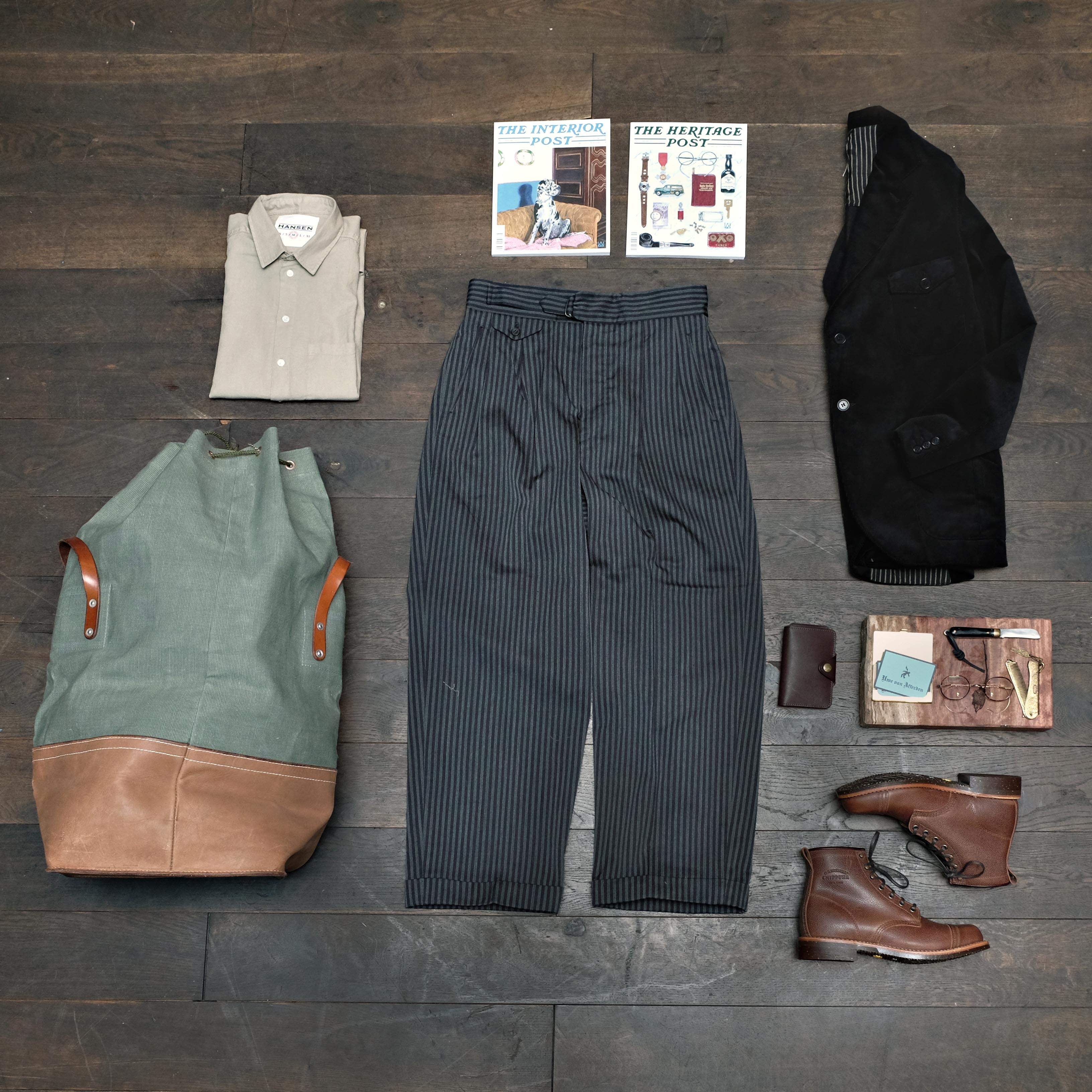 outfit-haversack-chippewa-hansen-interbrigade-heritagepost-rinouma-gouverneuraudigier-blacksign