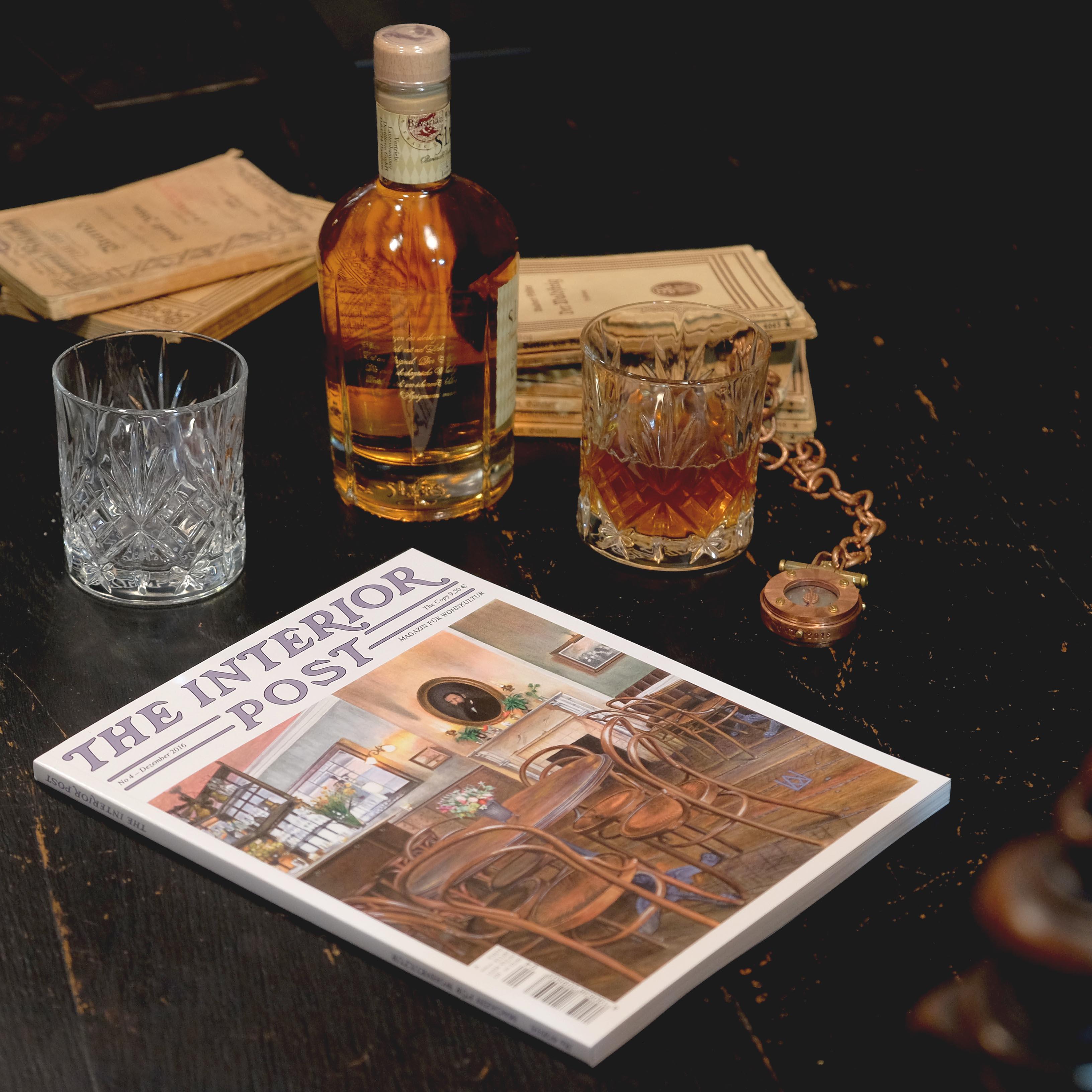 Möbelzeitung Neue Ausgabe New Issue No 4 Out Now The Interior