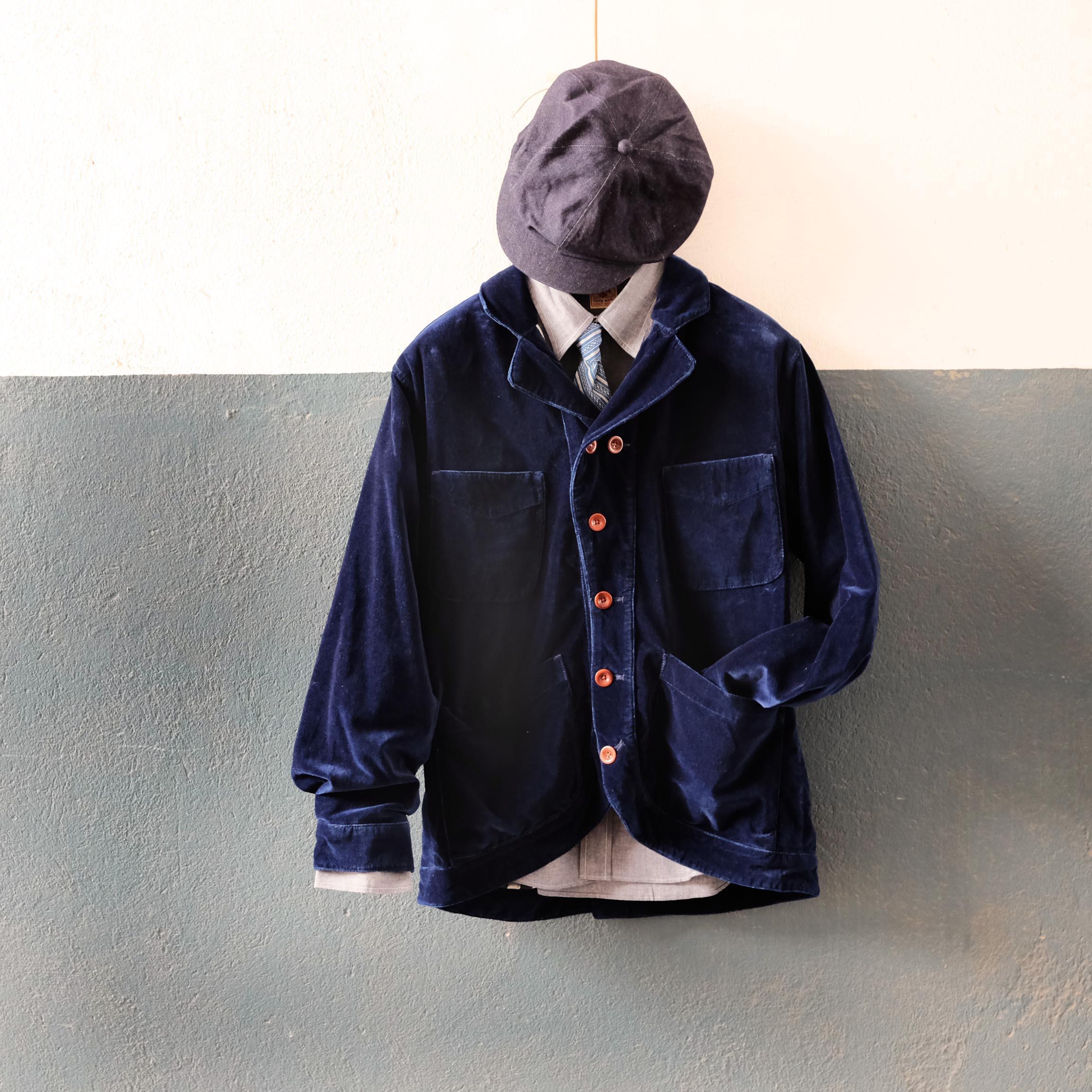 madebyscrub-jacke-chambray-hemd-kappe-krawatte