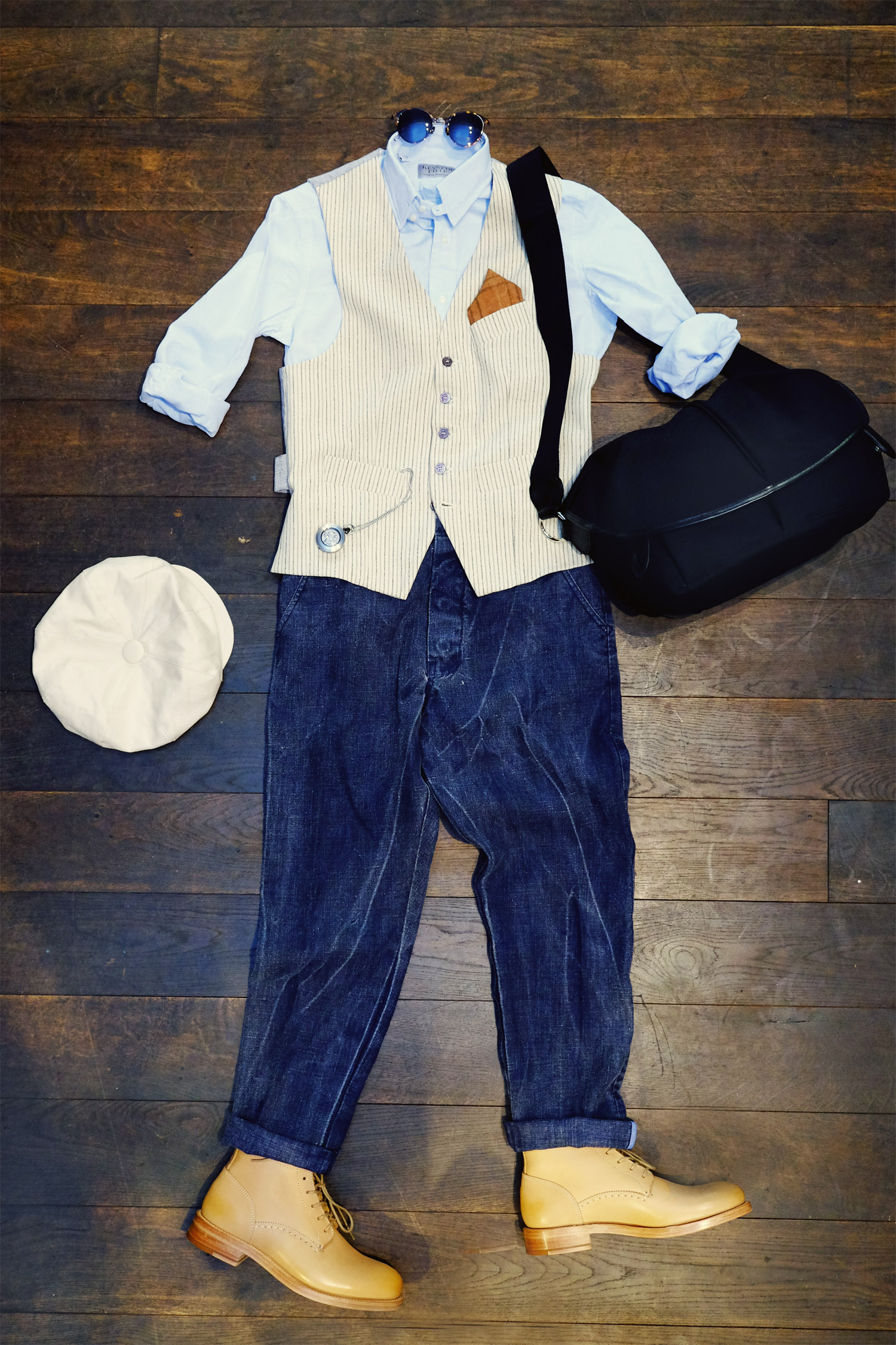 outfit-gallamini-kennethfield-man1924-buttsandshoulders-eyevan-hillside