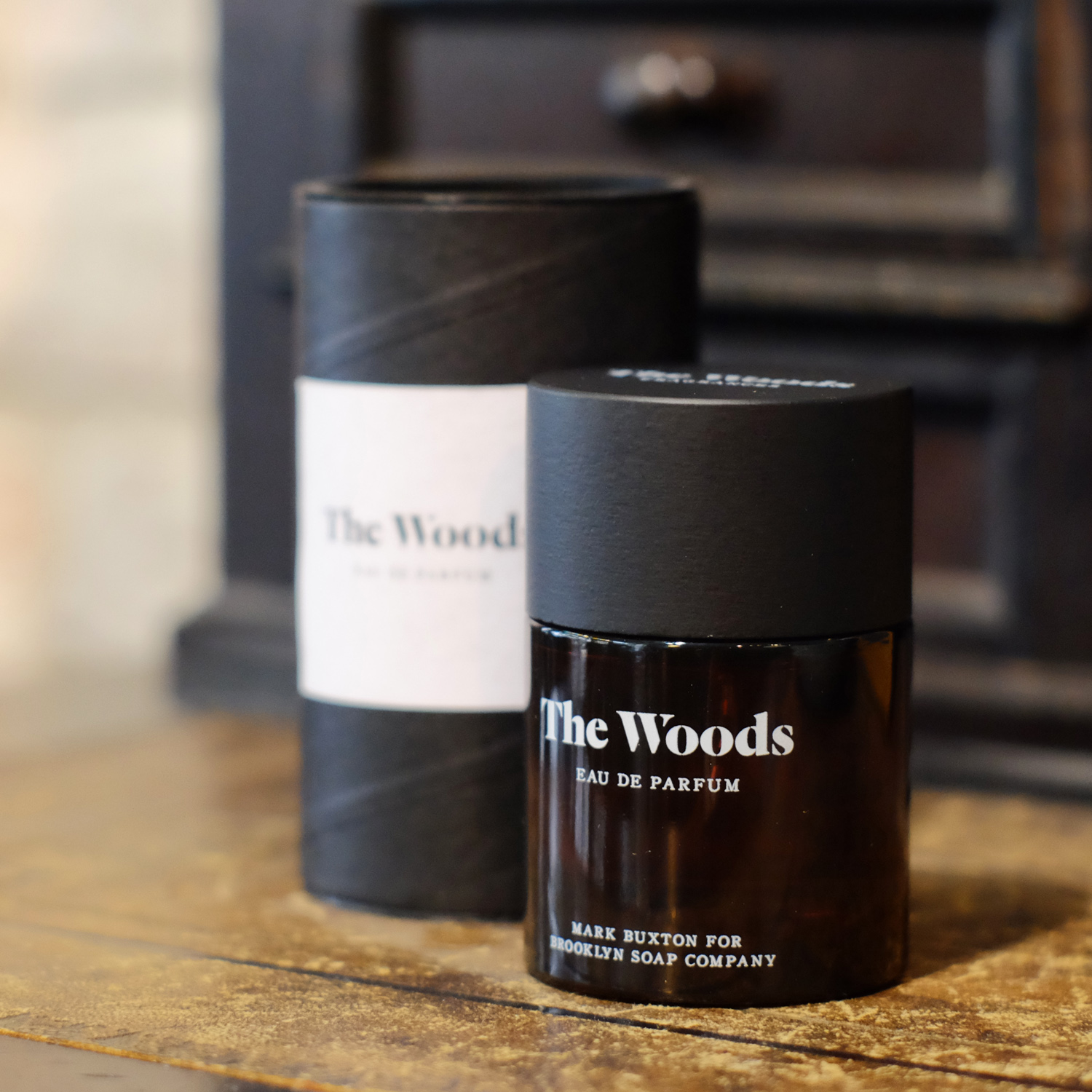 brooklyn soap company duft herren parfum the woods. Black Bedroom Furniture Sets. Home Design Ideas