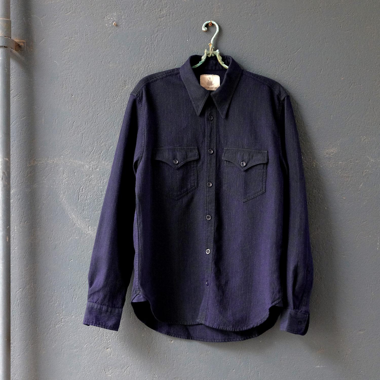 captainsantors-indigo-hemd-dick-kragen-vintage