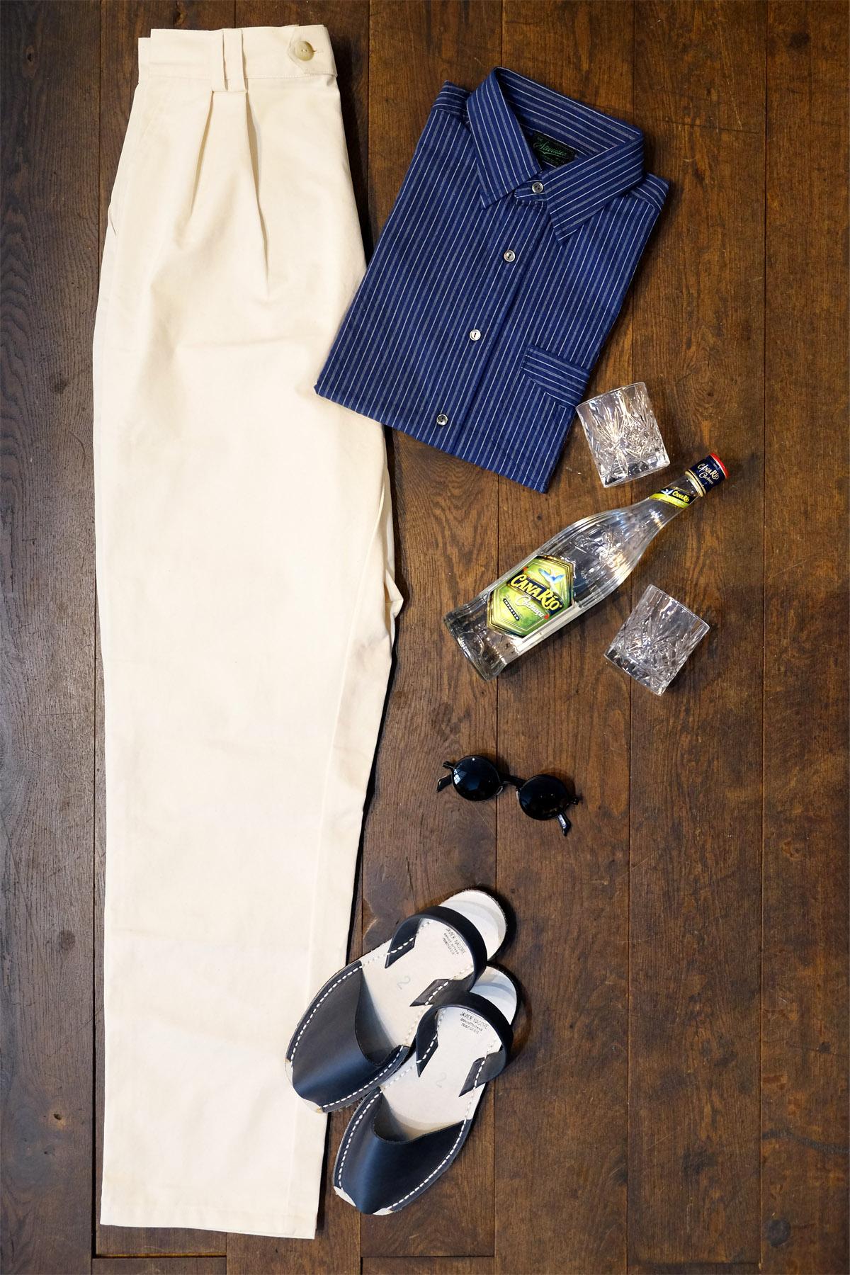 outfitderwoche-kushnir-pants-stevensonoverall-hemd-avarcas-cachaca-tavat-eyewear-sonnenbrille