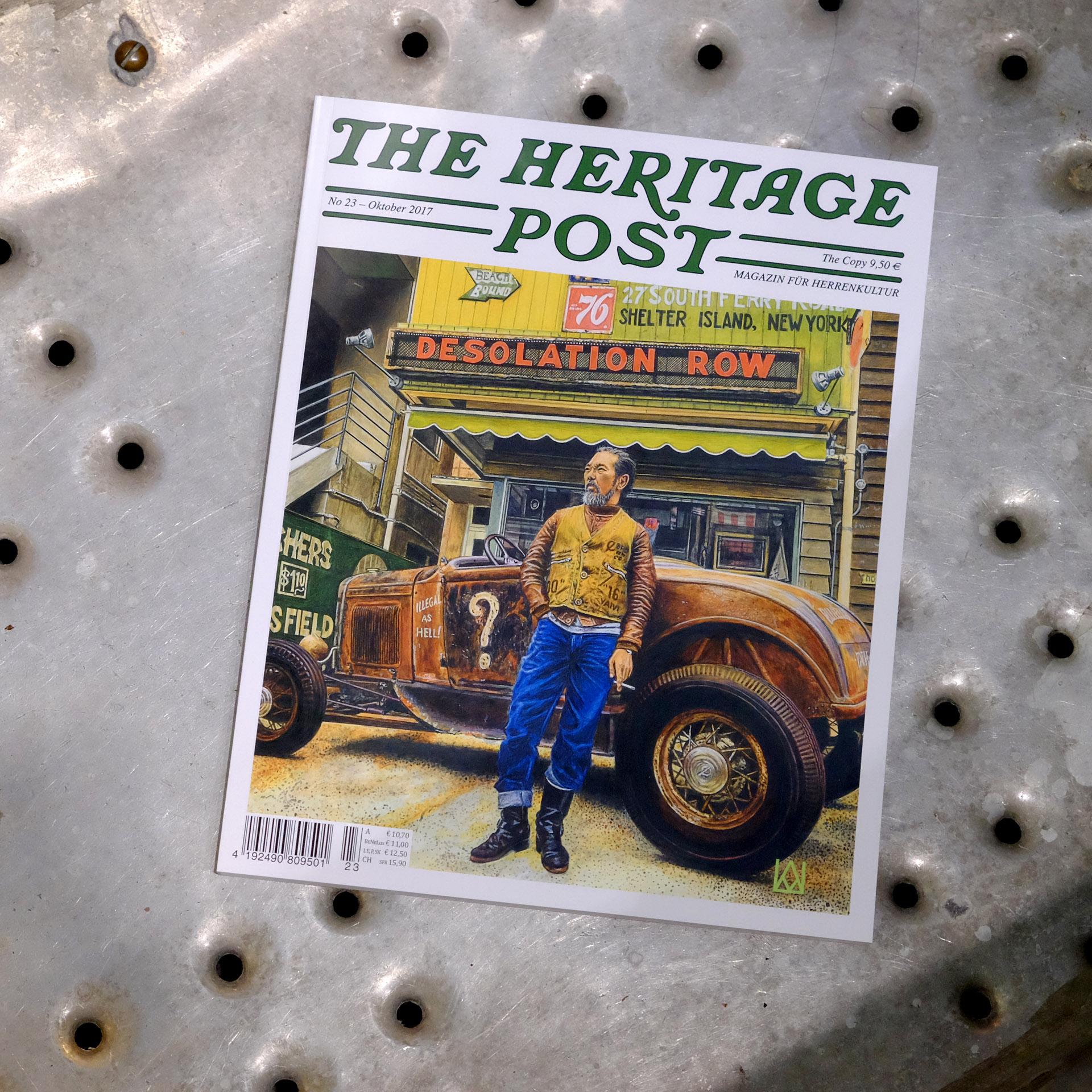 theheritagepost-herrenkultur-magazin-no.23-ausgabe-oktober2017