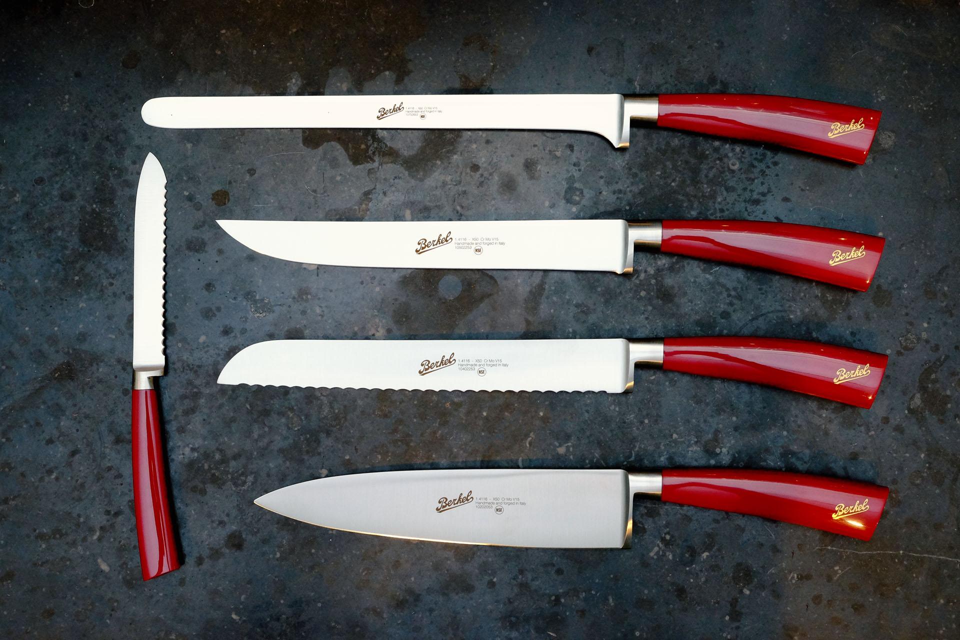 Berkel, Brotmesser, holland, Küchenmesser, messer, Messerset | Für ...
