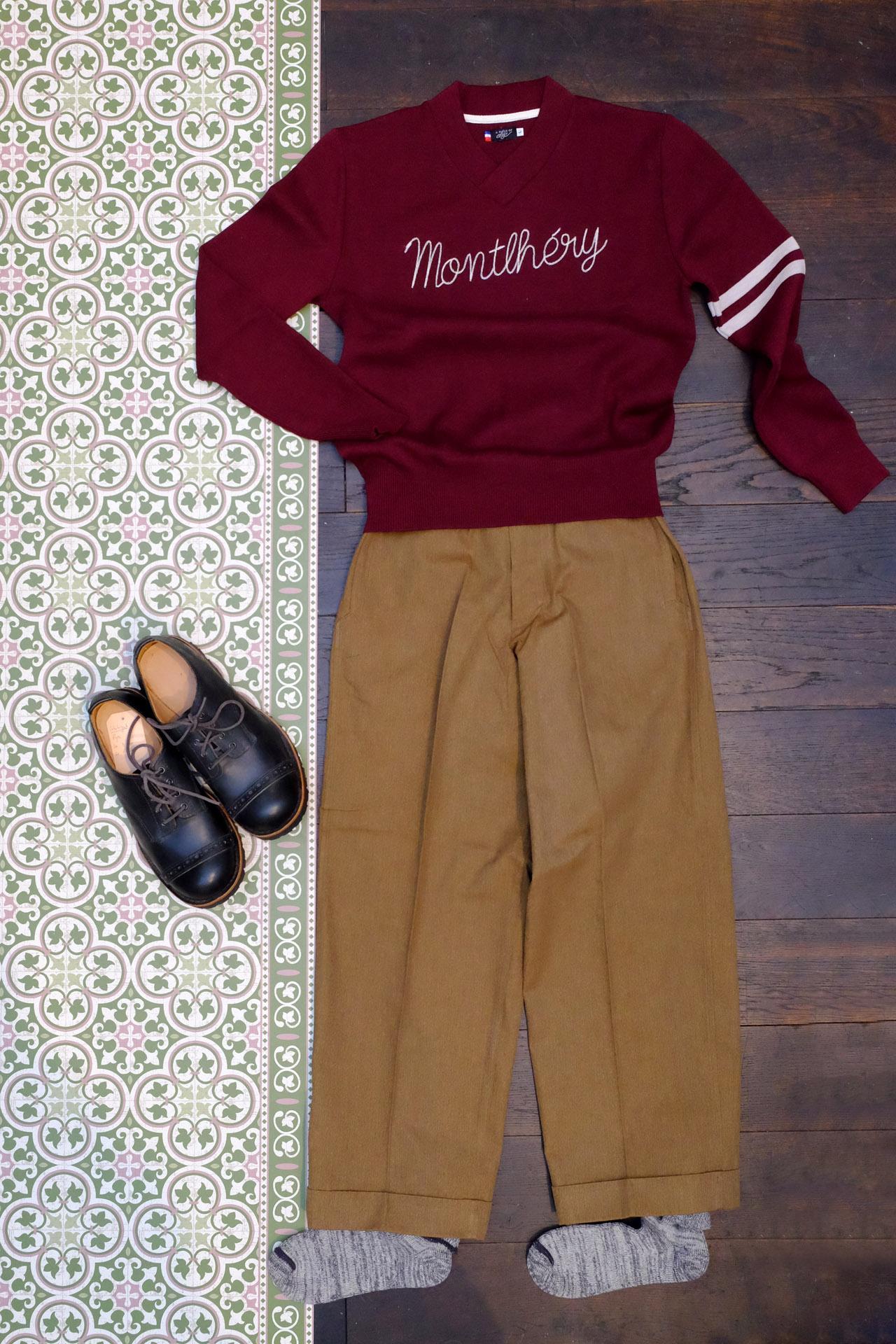 haversack-hose-beige-apieceofchic-pullover-vintagestyle-heritage