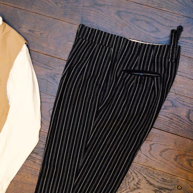 outfitderwoche-silvester-elegant-chic-weste-stresemann-vintage-hut-menstyle-vintagehose