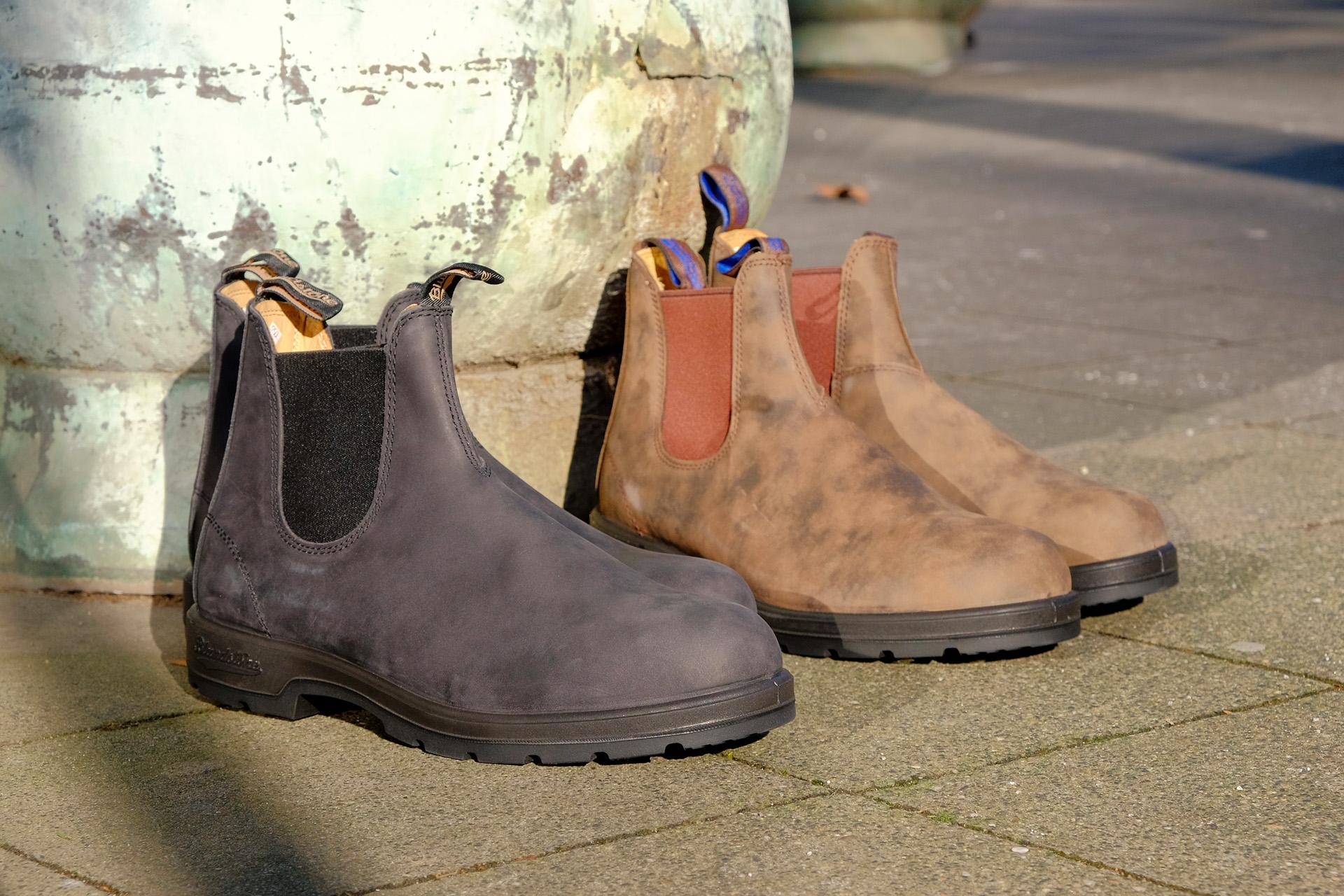 blundstones-stiefel-chelseaboots-rustic-black-brown-leder