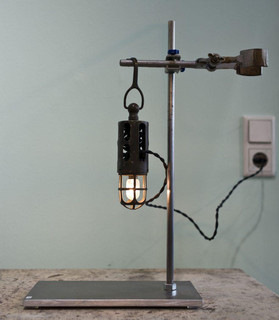 daimlerwerkslampe